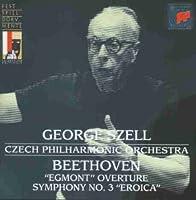 Beethoven - Symphony No. 3; Egmont Overture