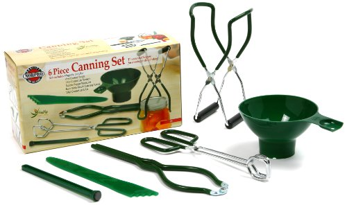 Norpro Canning Essentials 6-Piece Set