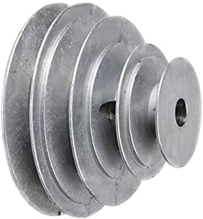 Chicago Die Casting 1416 V-groove 4-step Pulley, 5/8