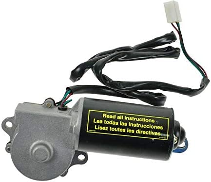 Windshield Large special price Wiper Seasonal Wrap Introduction Motor - Compatible with CJ5 Jeep 1976-1982
