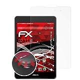 atFolix Schutzfolie kompatibel mit Asus ZenPad 3 8.0 Z581KL Folie, entspiegelnde & Flexible FX Bildschirmschutzfolie (2X)