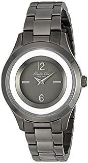 ケネスコール ニューヨーク Women's 10026948 Classic Analog Display 日本製クオーツ Black Watch [並行輸入品]