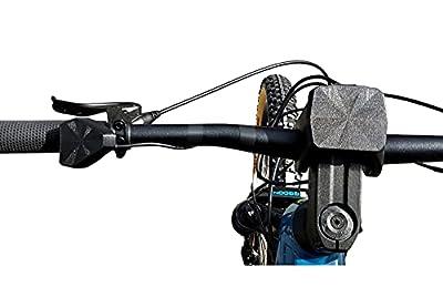 BeDiCo I 3er-Set I Bosch Nyon 2020/2021 I E-Bike Schutzabdeckung für Displayhalter und Bedieneinheit I Made in Germany