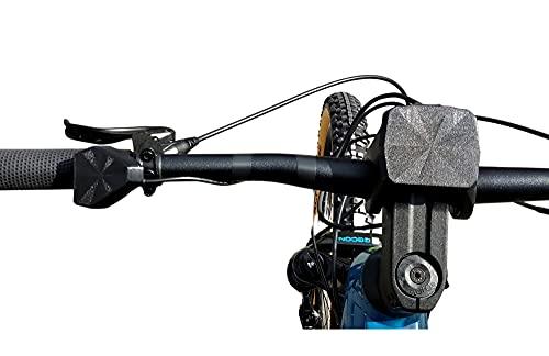 BeDiCo I Bosch Nyon 2020/2021 I E-Bike Schutzabdeckung für Displayhalter und Bedieneinheit I Made in Germany