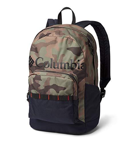 Columbia Zigzag Rucksack, 22 l, Camouflage/Schwarz (Cypress Camo/Black)