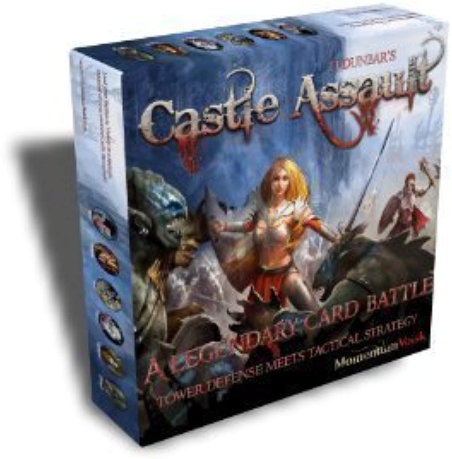 Castle Assault Premier Edition by MomentumVolsk