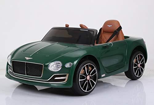 RC Auto kaufen Kinderauto Bild 6: Bentley Elektro Kinderauto / Ledersitz / 2 x 390 Motor / 2 x 6V4AH Batterie / Modell 2018*