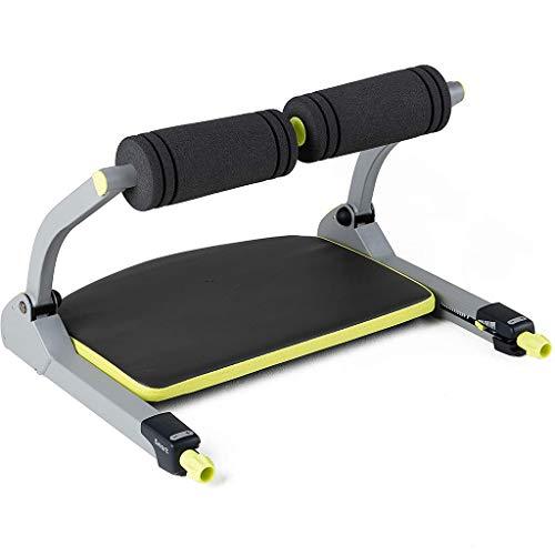 RLF LF Core Strength Abdominal Trainer Abdominal Crunch Coaster Fitnessgeräte, Trainingsgerät Mit Original Training App & Fitness Guide,A