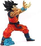 Yooped Dragon Ball Gokou Ka Me Ha Me Ha PVC Figure Jouet à