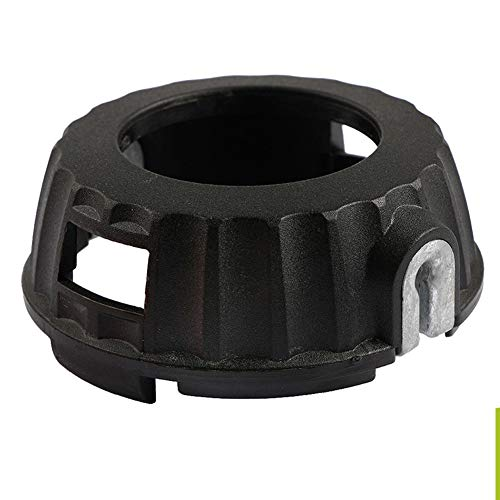 Protection de la tête P25 Remplacement Stable Noir ABS Facile Installer Facile Pratique Tondeuse Agricole Accessoire Maison en Plein Air Outil À Main Jardin pour Poulan