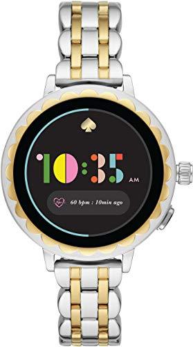 [ケイト・スペード ニューヨーク] 腕時計 scallop smartwatch2スマートウォッチ KST2012 レディース 正規輸入品