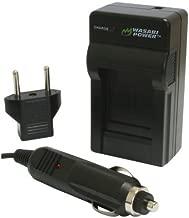 Wasabi Power Battery Charger for Nikon MH-18, MH-18a and Nikon EN-EL3, EN-EL3a, EN-EL3e for Nikon D50, D70, D70s, D80, D90, D100, D200, D300, D300s, D700