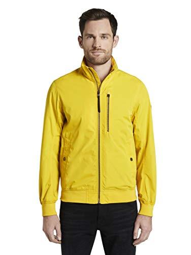 TOM TAILOR Herren Jacken Blouson-Jacke Californian Yellow,XL,11853,3000