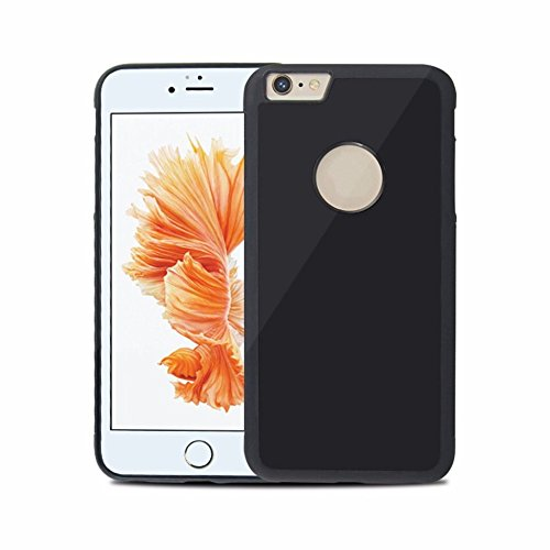 Anti Gravity Case per Apple Iphone 6 / 6s 4.7 Pollice Smart Slim Case Book Cover Stand Flip (Nero) NUOVO