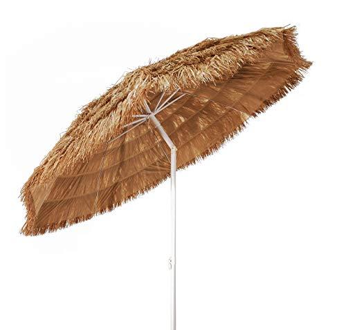 classifica ombrelloni in paglia