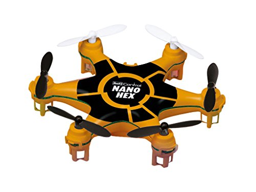 Revell Control 23948  -  Multicopter - Nano Hex, orange/schwarz