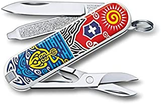 Canivete Suiço Victorinox Classic New Zealand 58mm 0.6223.L1806