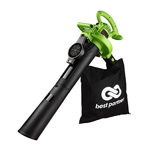 5. Best Partner Corded Leaf Blower/Vacuum/Mulcher