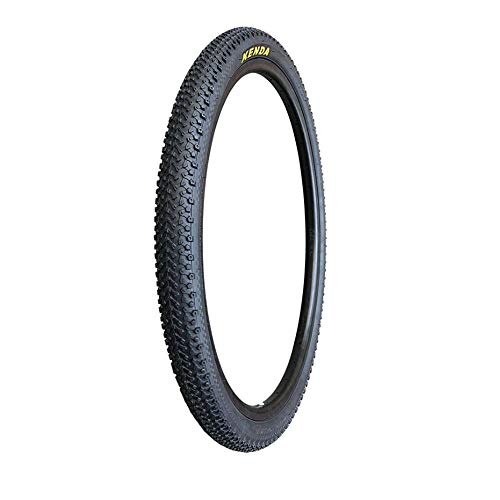 26/27.5×1.95 Mountain Bike Tires, MTB Performance Tire,Tubeless,Bicycle Cross Country Tire 24/26/27.5 for Mountain, Non-Slip, Durable, AM, City Bike (27.5×1.95)