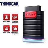 thinkcar ThinkDiag Bluetooth OBD2 Scanner, Lector de códigos de Coche, 16 Funciones de Servicio de reinicio, para iOS Android, Herramienta de Diagnóstico, codificación ECU, Auto-Vin