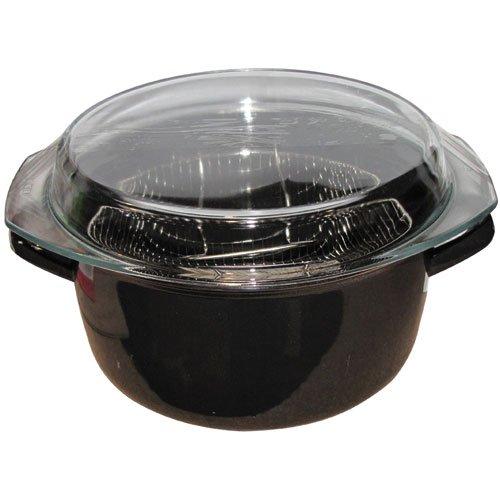 classement un comparer Baumaru 311300 Pot à Tempura Unienamel Noir 26cm