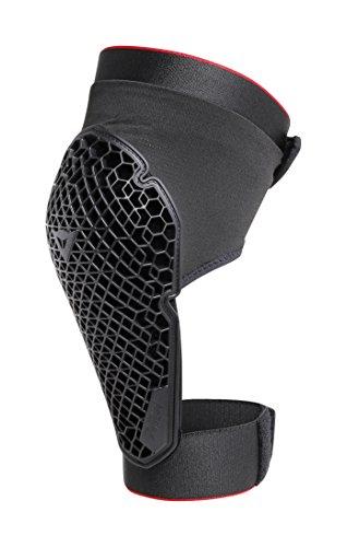 Dainese Unisex-Adult Trail Skins 2 Knee Guard Lite Knieprotektoren MTB, Schwarz, S