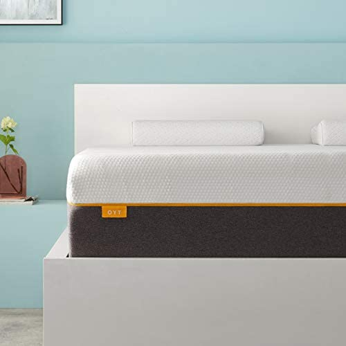 Full Size Mattress OYT 8 Inch Gel Memory Foam Full Bed Mattress in a Box with CertiPUR US Certified product image