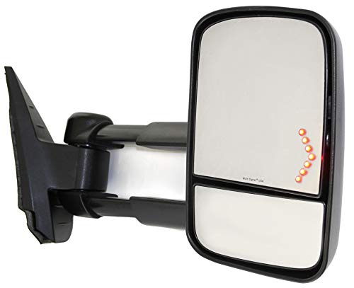 Kool Vue Power Mirror For 2008-2013 Nissan Altima Coupe Passenger Side