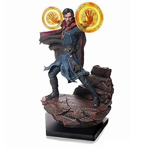 LUBINGMY Modelo Figura de la Figura Figura Doctor Strange Model Statue Toys para niños (Color : Doctor Strange)