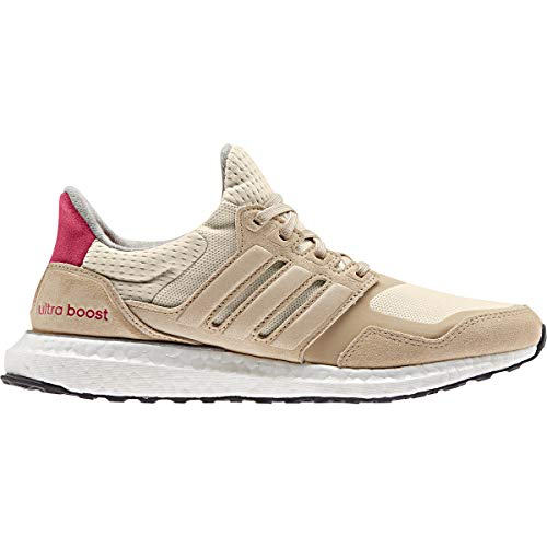 adidas Ultraboost S&L W - Zapatillas de correr para mujer, color beige, 39 1/3