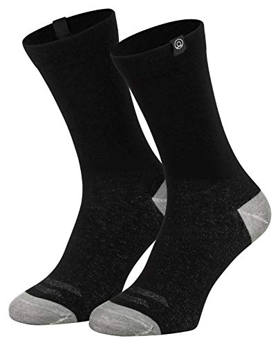 Fibrance Socken antibakteriell und geruchshemmend für Herren und Damen (39-42)