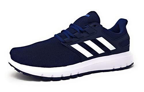 adidas Energy Cloud 2, Zapatillas de Entrenamiento Hombre, Azul (Collegiate Navy/Footwear White/Noble Indigo 0), 46 EU