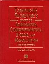 corporate secretary handbook