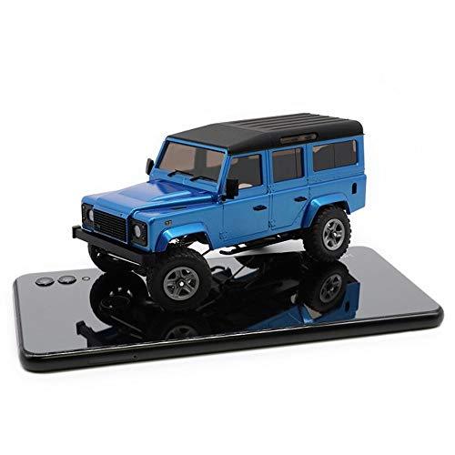 VIDOO Orlandoo-Hunter Oh32A03 1/32 Kit De Bricolaje Sin Pintar RC Rock Crawler Car Sin Parte Electrónica