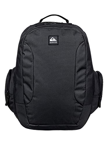Quiksilver Men Schoolie Backpack - Black, One Size