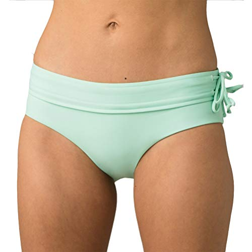 Prana Damen Iona Bikini Hose, Bright Meadow, L