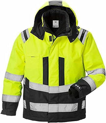 Fristads Kansas Workwear 119626 High Viz Airtech Winter Jacket
