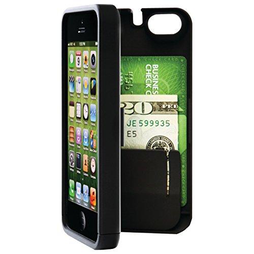 Eyn Produkte (Alles, was Sie Need) Schutzhülle für iPhone, Schwarz, iPhone 5/5S
