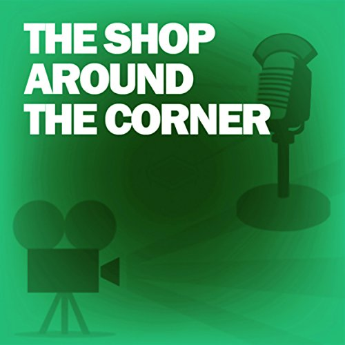 The Shop Around the Corner audiobook cover art