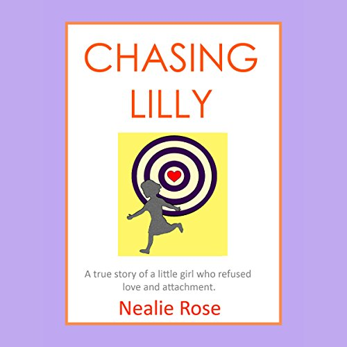 Chasing Lilly audiobook cover art