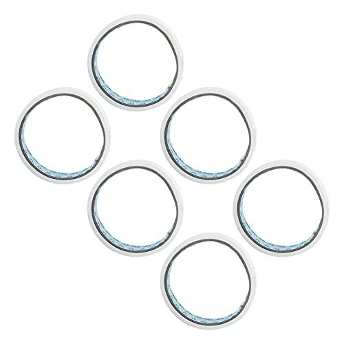 Fita de tecido para chicotes elétricos, durável e resistente à corrosão e resistente a perfurações.(Branco)