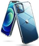 Ringke Fusion Compatibile con Cover iPhone 12, Custodia Antiurto con Paraurti TPU per iPhone 12 -...