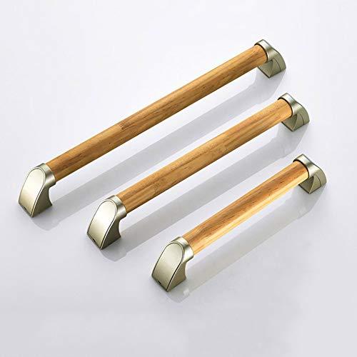 Fane Haltegriffe Holz fur Dusche, Griffbadewanne fur Senioren und Behinderte, Wasserdicht rutschfest Sicherheit Haltegriff fur Korridor fnd Treppen im Freien50cm