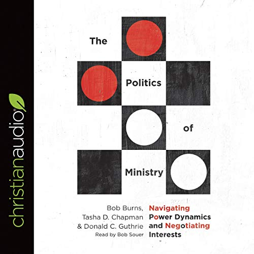 The Politics of Ministry audiobook cover art
