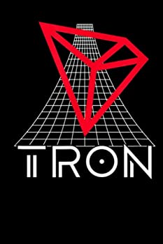 TRON TRX Coin Cryptocurrency  Cryptocurrency Notebook For Dogecoin Investors and Hodlers