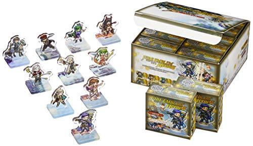 ファイアーエムブレム ヒーローズ ミニアクリルフィギュアコレクション Vol.10 BOX商品 1BOX=10個入り、全10種類