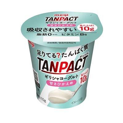 明治 TANPACT ギリシャヨーグルト 甘さひかえめ