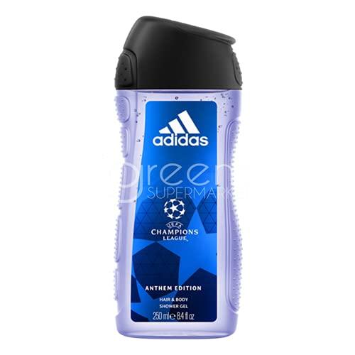 GEL 400ML.(CHAMPU) UEFA CHAMPION 7