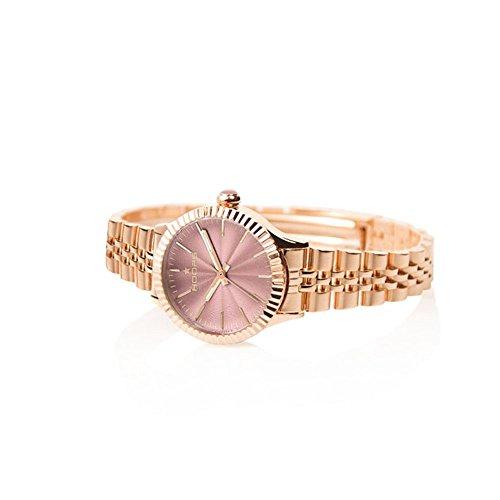 HOOPS orologio LUXURY rosa gold/bronzo 2560LG-03