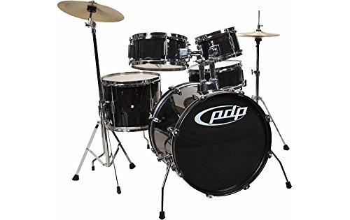 Price comparison product image Pacific Drums PDJR18KTCB PDP Junior 5-Piece Drum Set